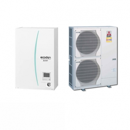 PUHZ-SHW80VAA + EHSC-VM2C