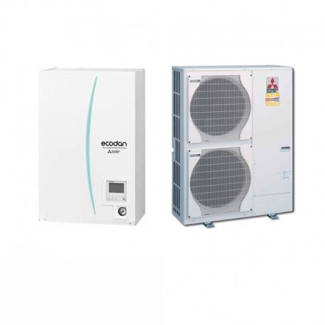 PUHZ-HW140VHA + EHPX-VM2C