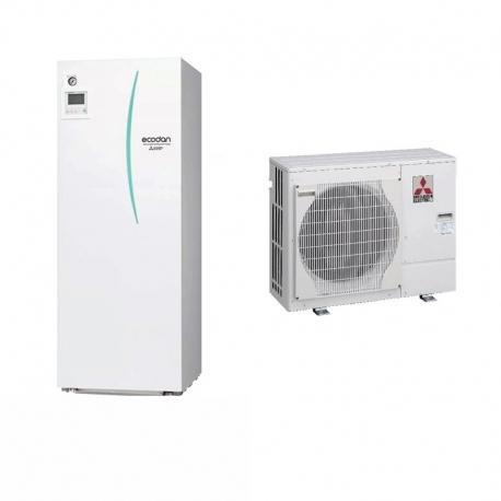 PUHZ-W50VHA + EHPT20X-VM2C